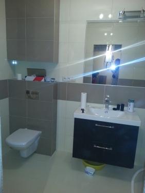 Kúpeľna po rekonštrukcii