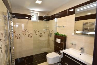 Rekonštrukcia kúpeľne rodinného domu