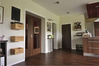 Dvojkrídlové interiérové dvere