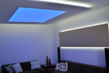 Farebné LED osvetlenie