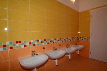 Hygienické zázemie