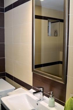 Zrekonštruovaná kúpelňa v rodinnom dome