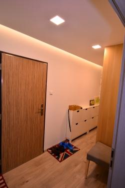 Rekonštrukcia bytov 3+1=4, v Trnave