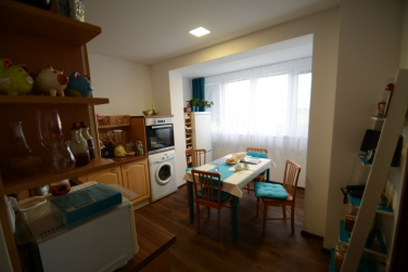 Rekonštrukcia bytu-nová kuchyňa