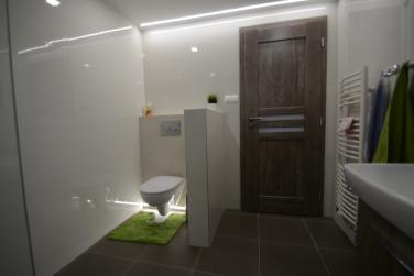 Rekonštrukcia kúpeľne a WC