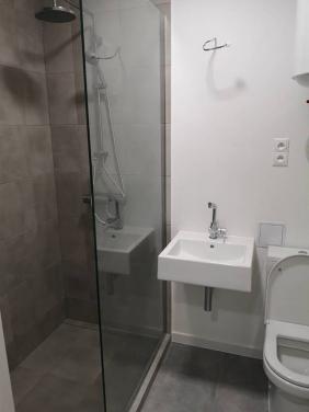 Rekonštrukcia malej kúpeľne