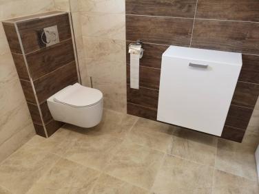 KOMPLETNÁ rekonštrukcia kúpeľne- zmena dispozície