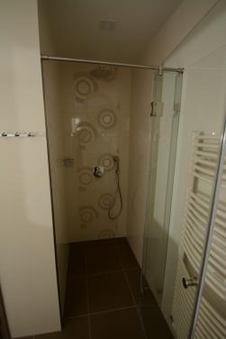 Rekonštrukcia rodinného domu - kúpeľňa