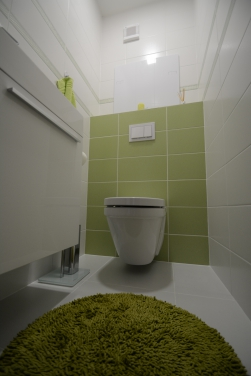 Rekonštrukcia WC
