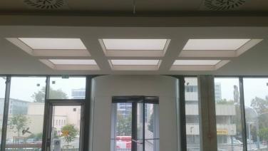 Svietiace stropy