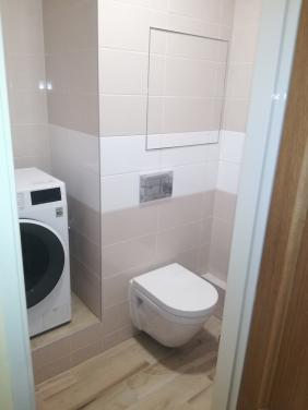 Zrekonštruované WC
