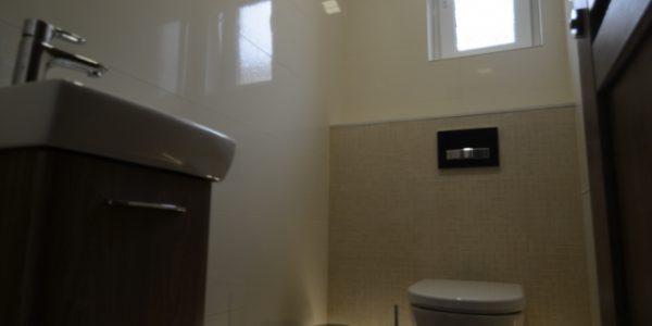 Rekomplett, rekonštrukcia wc