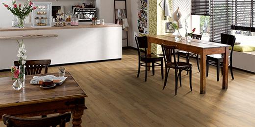 Laminátová podlaha EGGER - odolná a nuverzálna podlaha, podlaha odolná voči vode