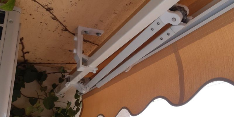 Balkónová markíza, tienenie, tieniaca technika, Rekomplett Trnava