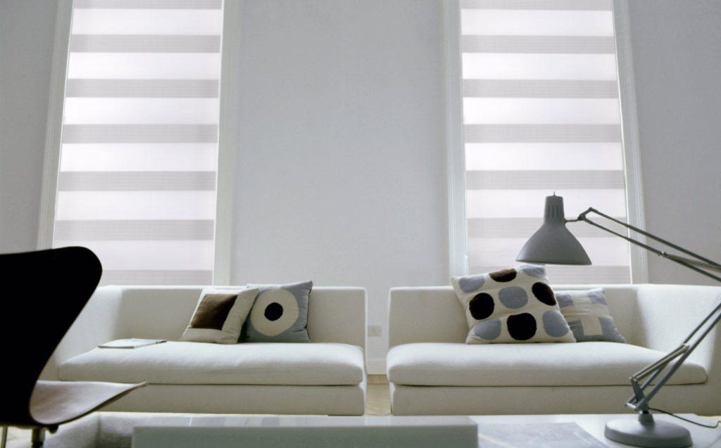 interiérové látkové rolety, dodávka a montáž, rekomplett, trnava